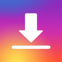Icon Upload and repost photos and videos on Instagram