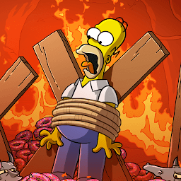 Иконка The Simpsons: Tapped Out