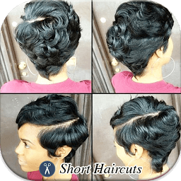 Icon Short Black Women Haircuts