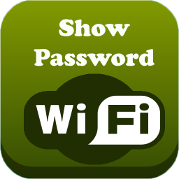 Icon Show WiFi Password