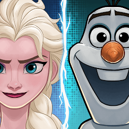 Иконка Disney Heroes: Battle Mode