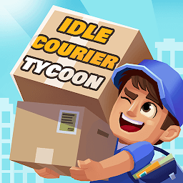 Иконка Idle Courier Tycoon: 3D Business Manager