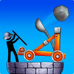 Icon The Catapult 2: Tower and Castle Defense Trebuchet Game