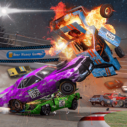 Иконка Demolition Derby 3