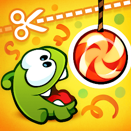 Иконка Cut the rope HD