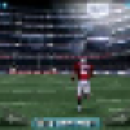 Icon Backbreaker Football THD