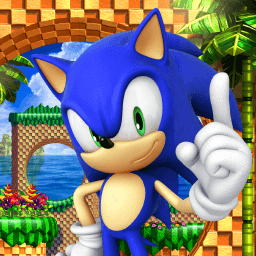 Icon Sonic 4 Episode I на andorid