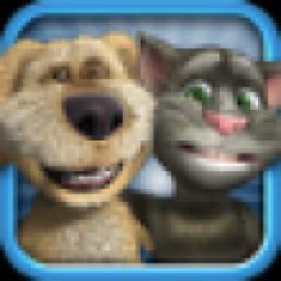 Icon Talking Tom & Ben News
