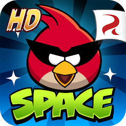 Иконка Angry Birds Space Premium