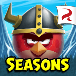 Иконка Angry Birds Seasons: Piglantis