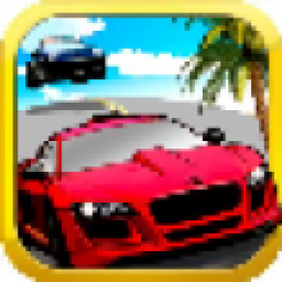Icon Crazy Cars - Hit The Road HD