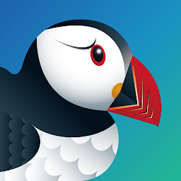 Icon Puffin Web Browser