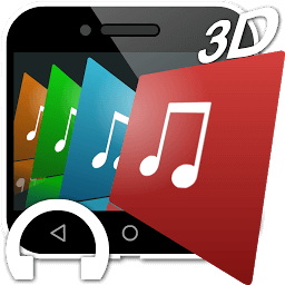 Icon iSense Music - 3D Music Player
