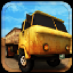 Icon Truck Parking 3D