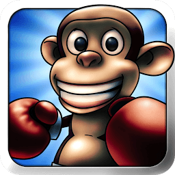 Иконка Monkey Boxing