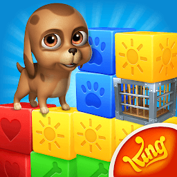 Icon Pet Rescue Saga