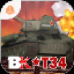 Иконка Battle Killer T34 3D