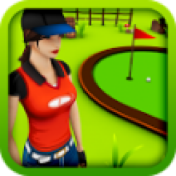 Icon Mini Golf Game 3D