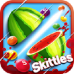 Иконка Fruit Ninja vs Skittles