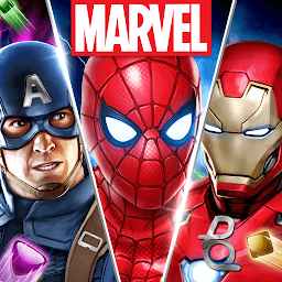 Icon Marvel Puzzle Quest Dark Reign