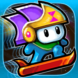 Icon Time Surfer