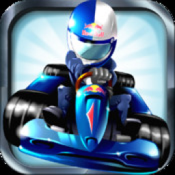 Icon Red Bull Kart Fighter 3 Android tablet