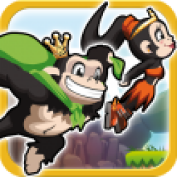 Icon Kiba & Kumba: Jungle Run