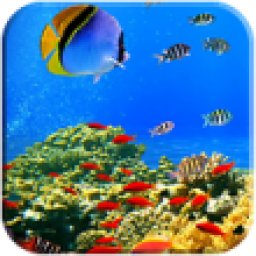 Icon 3D Aquarium Live Wallpaper PRO