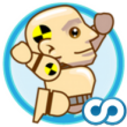 Icon Happy Space Ninja Runner