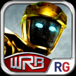 Иконка Real Steel World Robot Boxing - обзор игры