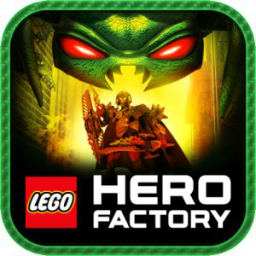 Icon LEGOВ® HeroFactory Brain Attack