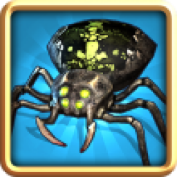 Icon Bugs Invasion 3D