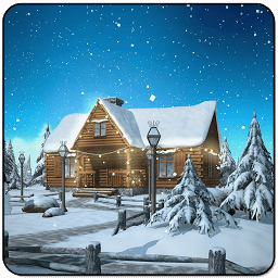 Icon Winter 3D, True Weather