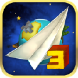 Icon My Paper Plane 3 (3D)
