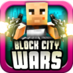 Иконка Block Wars - Mine Mini Shooter
