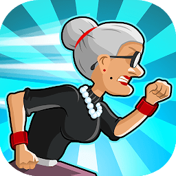 Icon Angry Gran Run - Running Game