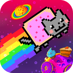 Icon Nyan Cat: The Space Journey