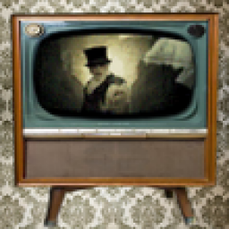 Icon Old TV Live Wallpaper