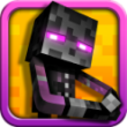 Иконка Enderman - Minecraft Edition