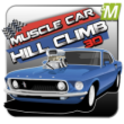 Icon 3d Hill Climb Muscle Cars 2014