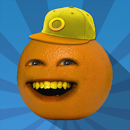 Icon Annoying Orange: Splatter Free