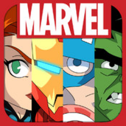 Icon Marvel Run Jump Smash!