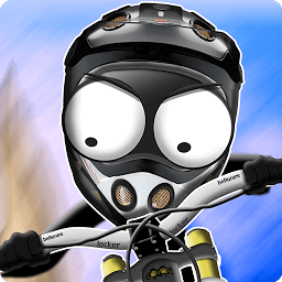 Icon Stickman Downhill