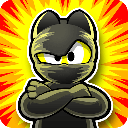 Icon Ninja Hero Cats