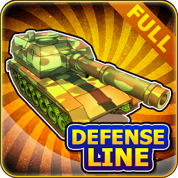 Icon tower defense Line