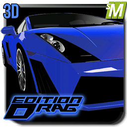 Icon Drag Edition Racing 3d 2014