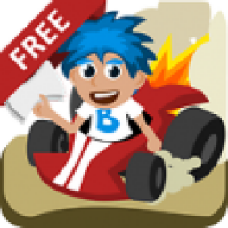 Icon A-Kart Paperboy: Runner Game