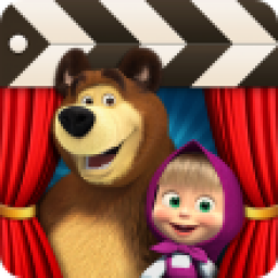 Icon Masha and the Bear