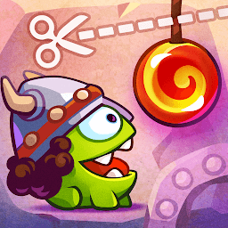 Иконка Cut the Rope: Time Travel HD