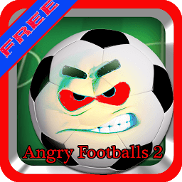 Иконка Angry Footballs 2 : Christmas